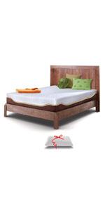 Live and Sleep Elite Memory Foam Mattress