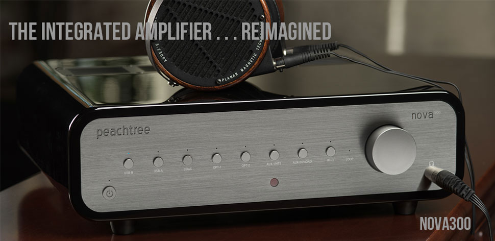 Peachtree Audio - Make it sound great, make it simple, make it beautiful.