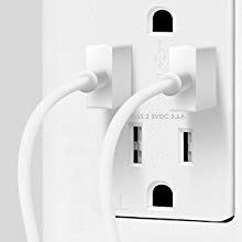 usb outlet receptacle