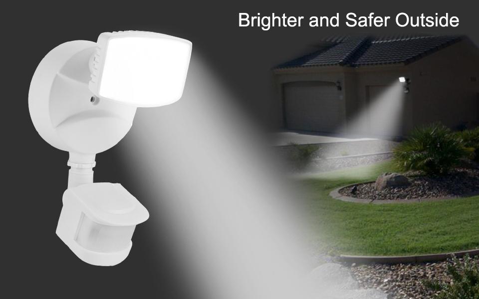 Bestten outdoor led motion sensor security light 20w 120w bestten outdoor led motion sensor security light aloadofball Gallery