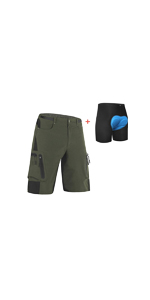 Water Repellent MTB Shorts