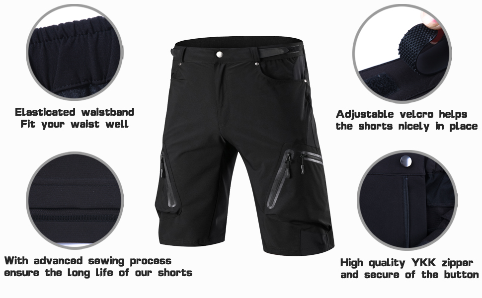 mountain bike shorts for men biking shorts men mens bike shorts