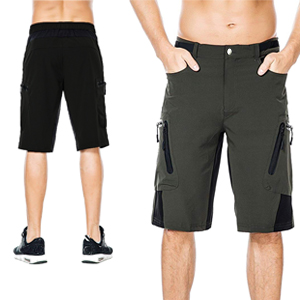 Water Repellent cycling MTB Shorts