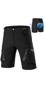 mens biking shorts with paddingbaggy cycling shorts mens