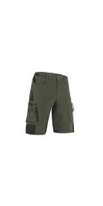 mountain mtb shorts with Zip Pockets