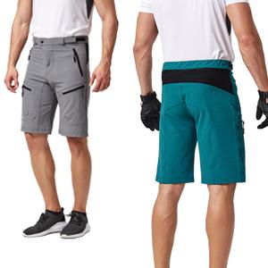 men mountain bike shorts