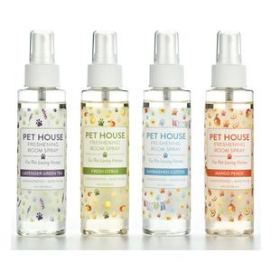 Lavender Green Tea Pet Odor Exterminator Room Spray