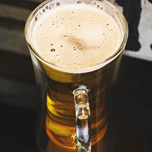 dragon glassware beer stein
