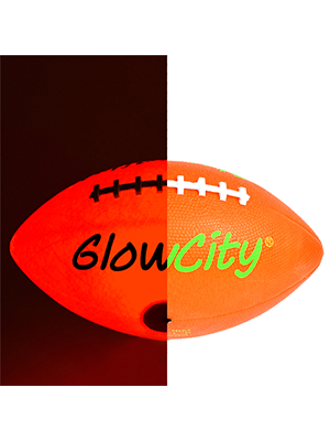 GlowCity LLC Light Up Football