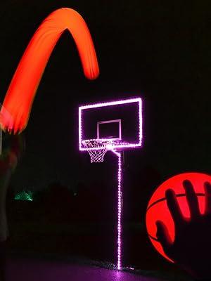 Amazon.com: GlowCity - Kit de iluminación para canasta de ...