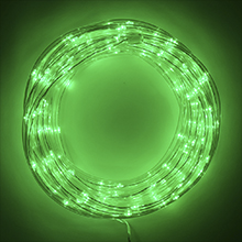 LED mini rope for lighting up your basketball hoop