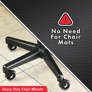 office chair wheels casters replacement for hardwood floors and carpet mats wheel caster floor