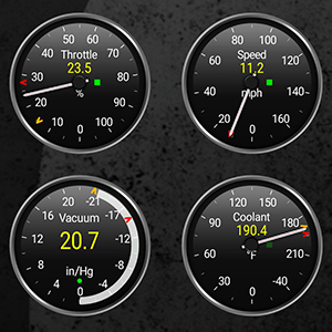 Gauges Back To Search Resultsautomobiles & Motorcycles Car Parts Rpm Speedometer Speed Gauge Replacement Accessories Handheld Measure Tool Motor Digital Tachometer Engine Auto Photo To Make One Feel At Ease And Energetic