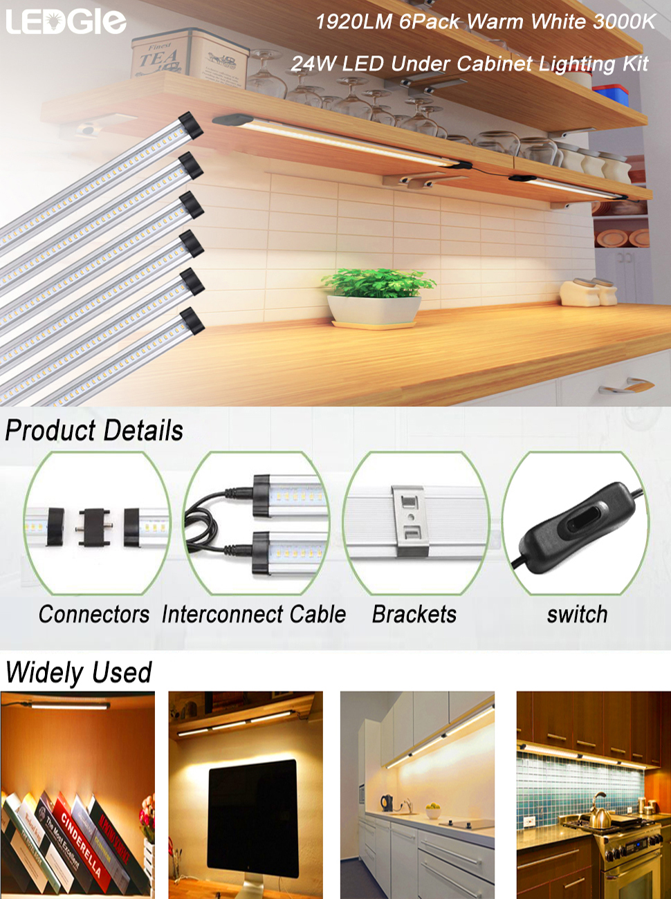 Pre Wiring For Undercabinet Lighting
