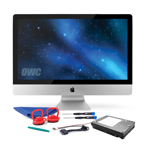 Amazon Com Owc 2 0tb Hdd Upgrade Kit For 2009 2010 Imacs Includes