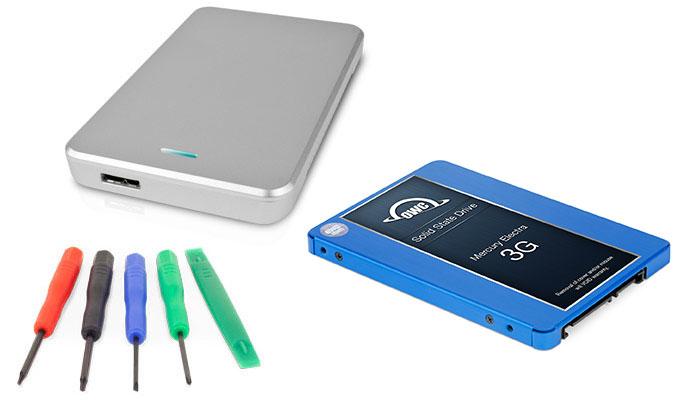 Amazon.com: OWC SSD DIY Drive Upgrade Kit: 2.5