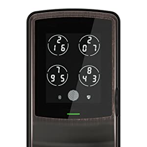 secure screen smart lock