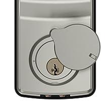 unlock smartlock with key