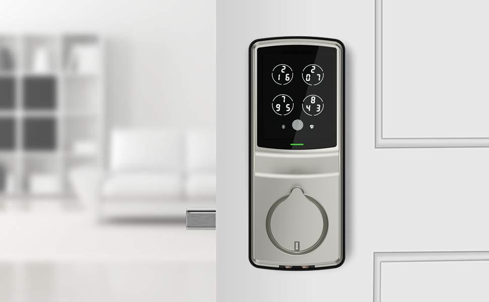 amazon com bluetooth keyless entry smart door lock pgd 728 rh amazon com HVAC Wiring Diagrams Wiring Diagram Symbols