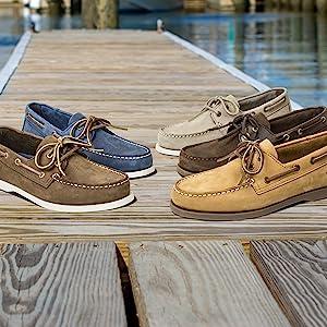 Rugged Shark classic boat deck shoe