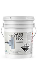 Fiber Rinse 5 Gallon