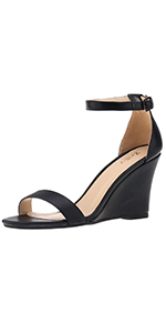 a7bf6d5be9e86 ZriEy Women's Heeled Sandals Ankle Strap Dress High Heels Stilettos 11CM  Shoes · ZriEy Women's Chunky Block Strappy High Heel Pump Sandals ...