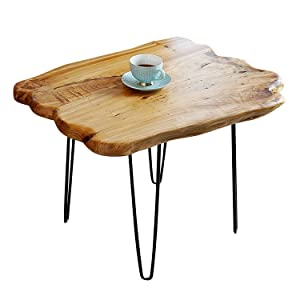 Amazon Com Welland Natural Edge Coffee Table Small