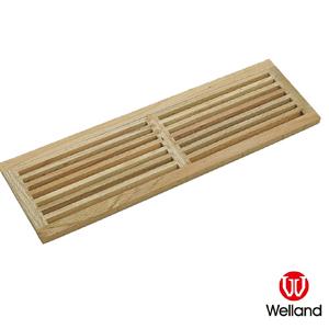 Welland Red Oak 32 Inch Hardwood Register Cold Air Return