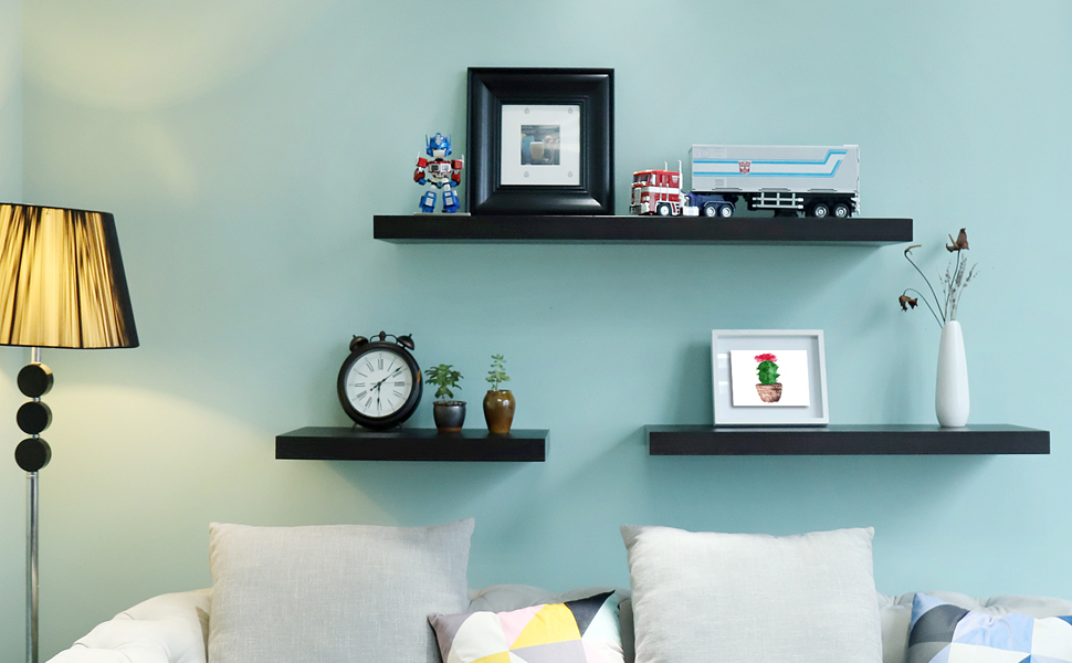 Wall Shelf Display