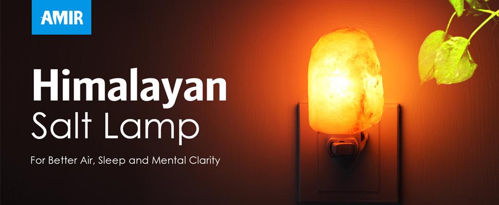 What Can AMIR Salt Lamps Do?