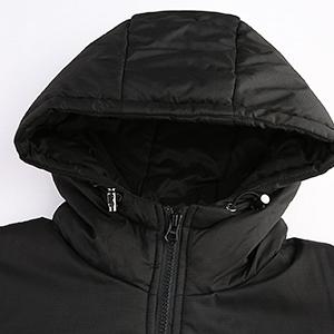 iLoveSIA Men's jacket--hood