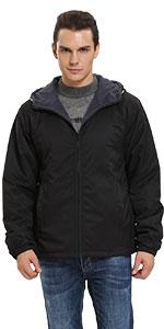 iLoveSIA mens fleece jacket 2