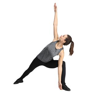 Women's Daily Leisure Leggings 4-way strecth High-waist pants logo
