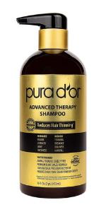 scalp shampoo by PURA DOR