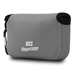 COOLPIX S4200 and COOLPIX S4150 Wrist Strap Worth /£4.99 COOLPIX S4300 DURAGADGET Tough Travel Protective Metal Armoured Carry Case with Carabiner for Nikon COOLPIX S5100