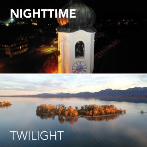 Nighttime Twilight