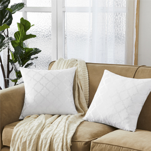 taupe brown throw cushions
