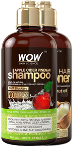 Amazon.com : WOW Apple Cider Vinegar Shampoo & Hair