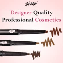 professional grade cosmetics skone eyebrow wand brown eyebrow wand black eyebrow wand cosmetologist