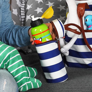 Amazon.com : Diaper Bag - Baby Shower Gifts - Nappy Bag