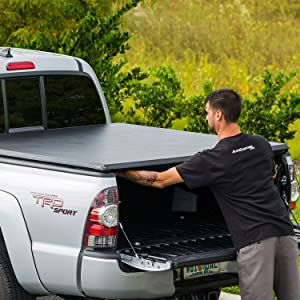 Amazon Com Gator Sr1 Premium Roll Up Tonneau Truck Bed