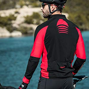 cycling warm jackets