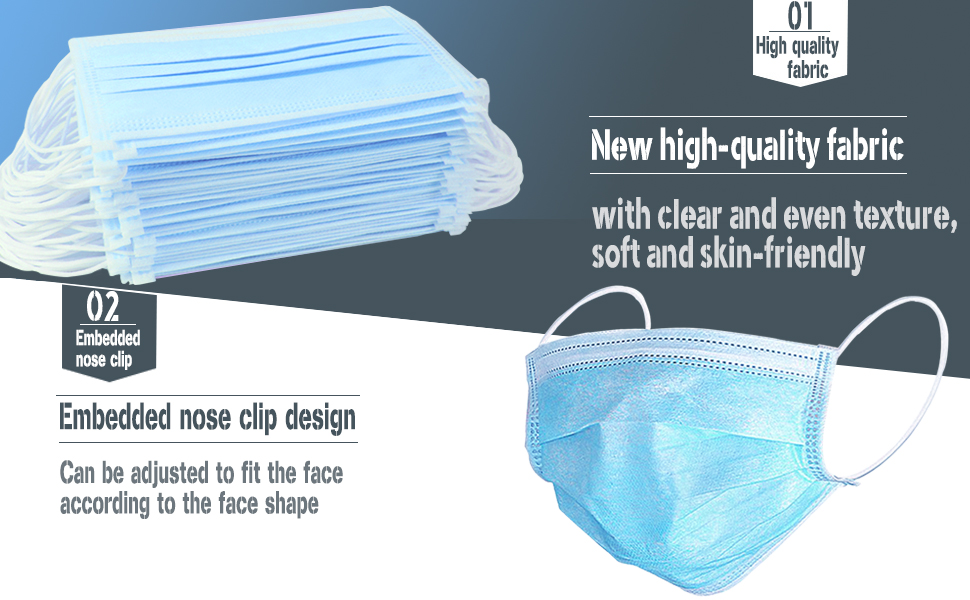 bodico disposable face mask