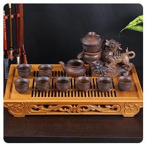 Amazon.com: Ufine Tea Set, Casual: Kitchen & Dining