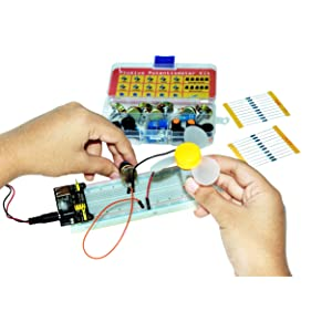 analog Knob-Type microcontroller resistive adapter audio stereo pot volume balance best for arduino