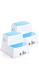 2 Step Stool for Kids.oddler Stool for Toilet Potty Training