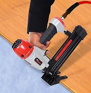 Powryte 18 Gauge 4 In 1 Engineered Hardwood Flooring