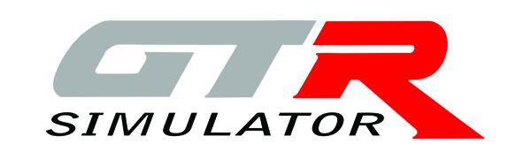 GTR Simulator GTA-BLK-S105LBLWHT GTA Model Black Frame with Blue/White Real Racing Seat, Dri