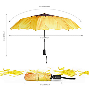 37 inches 94 cm large enough shelter couple umbrellas