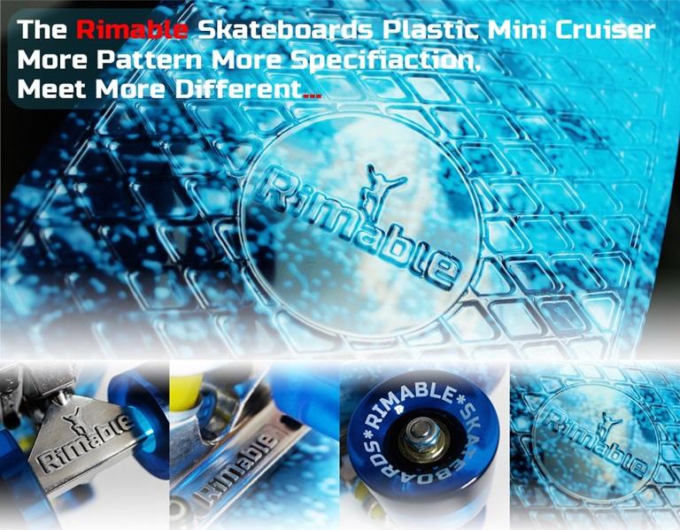 THE ORIGINAL Hard Plastic WORLD FAMOUS Skate Spinner TEN YEAR WARRANTY!